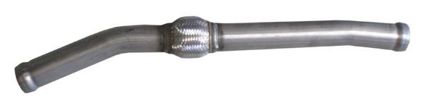 Ferrita. Rostfritt mellanrör med flexdel 900/9‑3