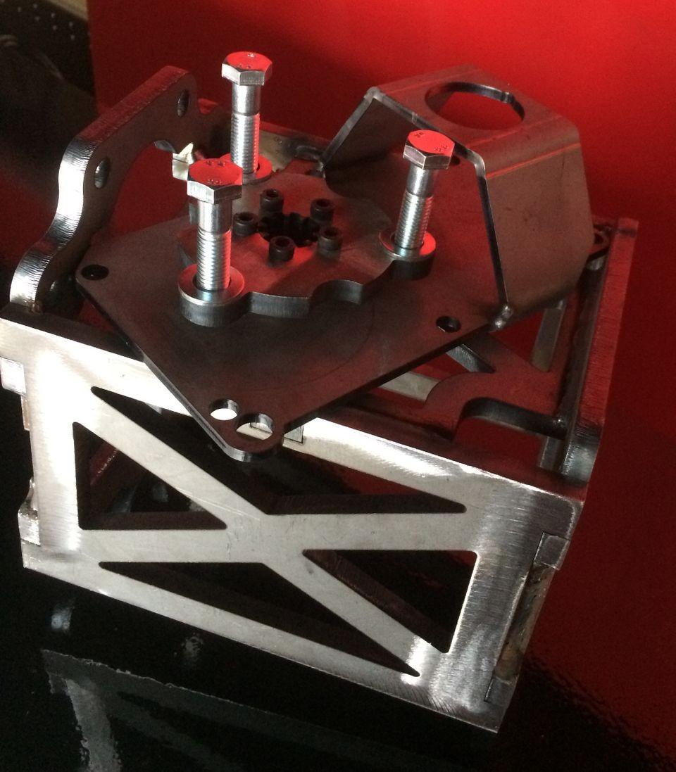 Adapterkit Dubbla Lådor M47-M40