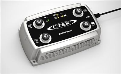 Ctek D250S DUAL laddare