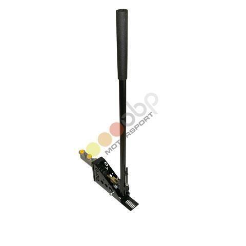 OBP vertikal handbroms 1x hc extra lång (låsbar)