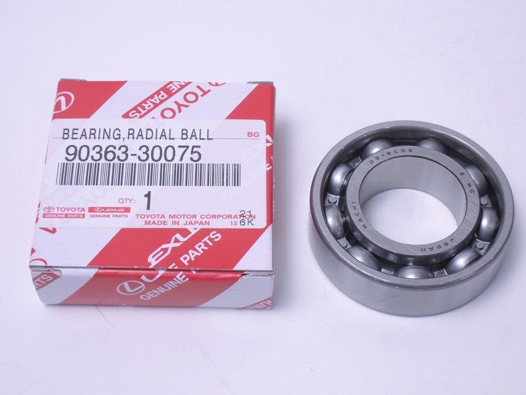 Toyota 90363-30075 BEARING (FOR OUTPUT SHAFT REAR)