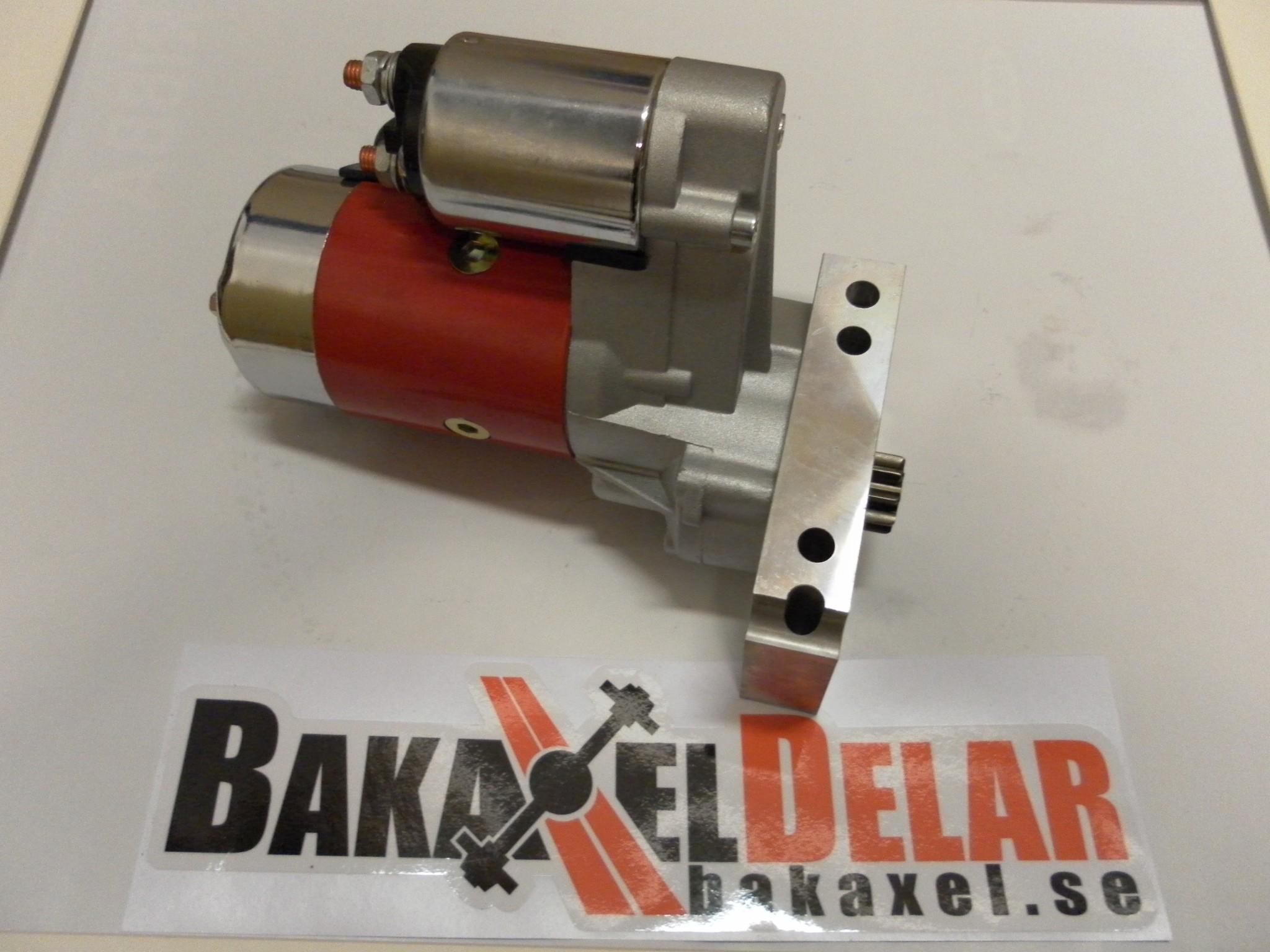 Startmotor (Högkomp) passar till Chevy SBC & BBC motorer från 1958-1997