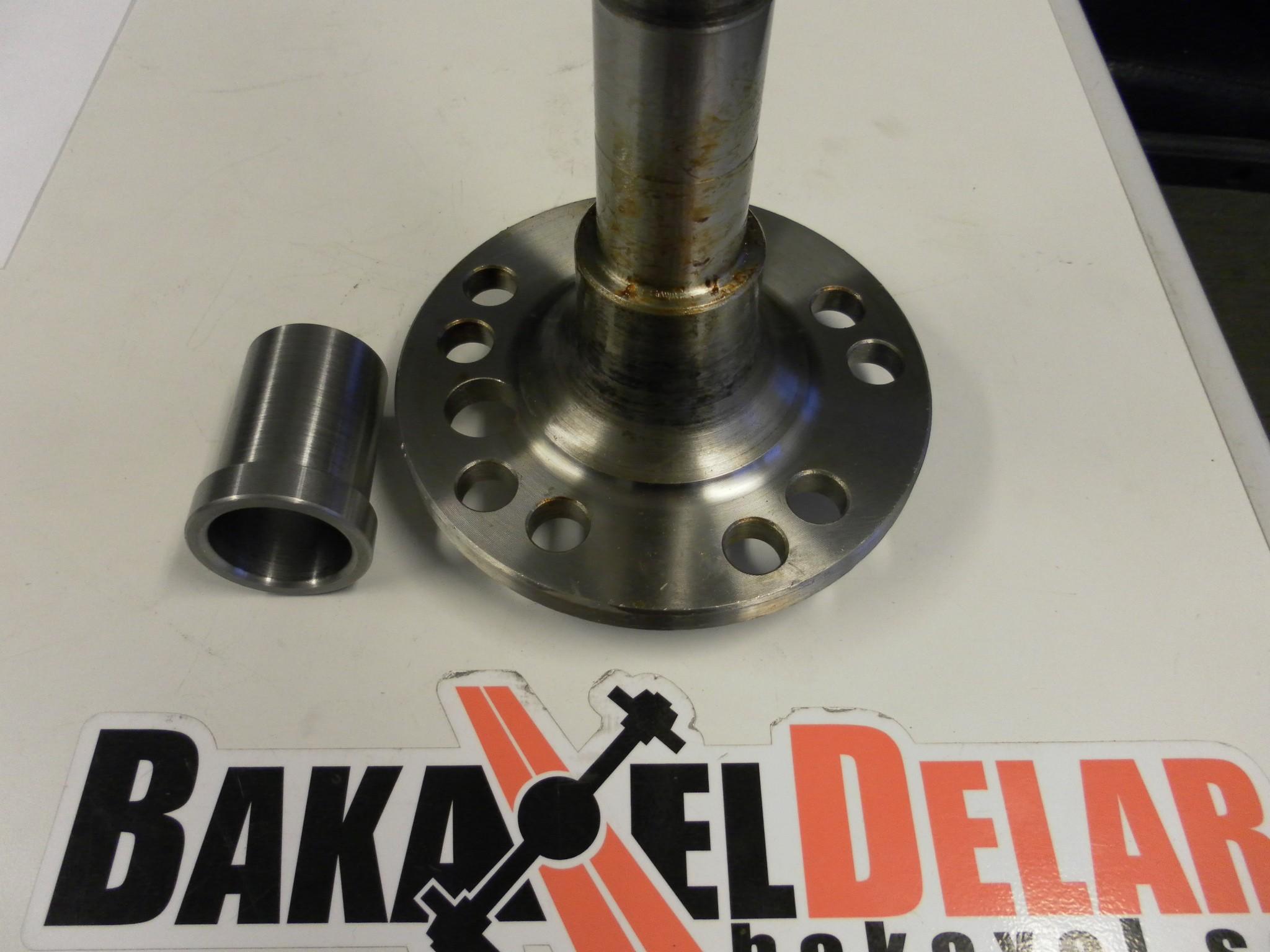 """Drivaxel kit för volvo. 31 splines, Ford 9"""""""