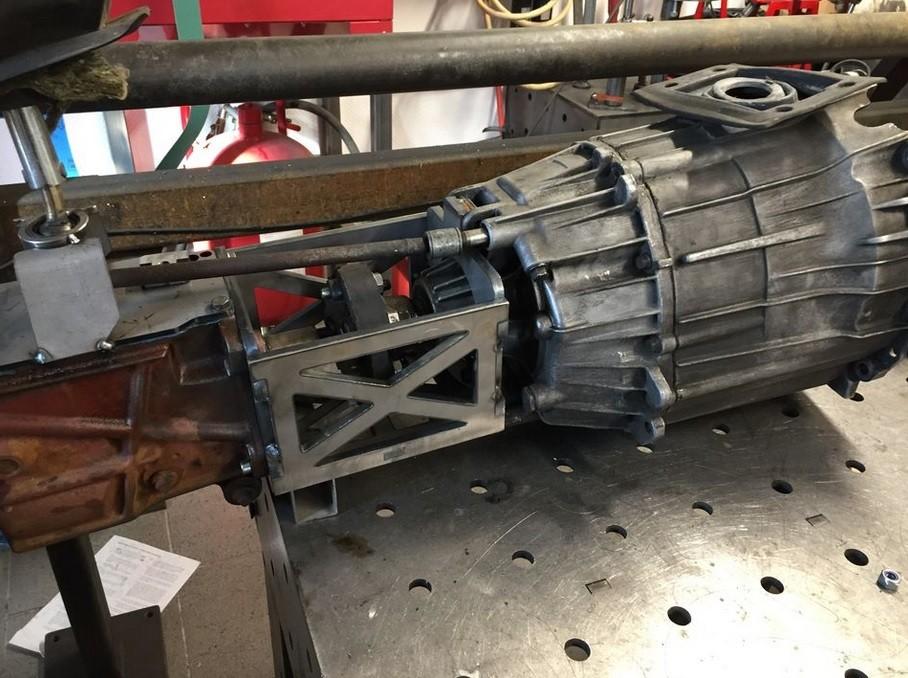 Adapterkit Dubbla Lådor M90-M40