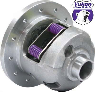 """Yukon lamelldiff, GM 8.5"""", 28 splines, 2.73 utväxling och upp"""