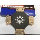Sachs rallylamell, 200 mm, 4-puckad, 24 splines,25mm