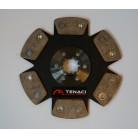 Tenaci rallylamell 200mm, 6-puckad med lamellnav
