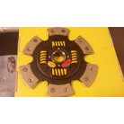 Sinterlamell 6-puckad, fjädrad, 26 splines, Bmw 35mm