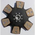 Tenaci sinterlamell 280mm 6-puckad, stum