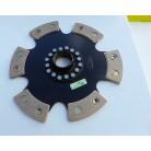 Sinterlamell 6-puckad, Ofjädrad, 26 splines, Bmw 35mm