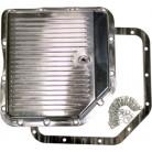 Oljetråg till TH 350 växellådor aluminium.