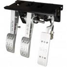 OBP hängande pedalställ 3 pedaler 3x huvudcylindrar