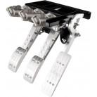 OBP hängande pedalställ 3 pedaler 3x huvudcylindrar cockpit V2