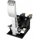 OBP Golvmonterat pedalställ 1 pedal 2x huvudcylindrar