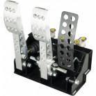 OBP Golvmonterat pedalställ 3 pedaler 3x huvudcylindrar V2