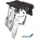 OBP hängande pedalställ 3 pedaler 3x Alcon cylindrar pro-race