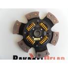 Sinterlamell 26 splines, 6-puckad, 28,6 mm axel, Fjädrad, 265 mm, ACT Race Disc