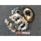 "Tenaci Rallykoppling 7,25"" BMW M50 KIT 4 puck 1650NM 3 Lameller"