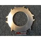 Tenaci Floater-skiva till Tilton koppling, 4,5 mm