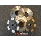 Tenaci 240mm kit med svänghjul inkl backplate BMW M50,52,54 S50,54,800+Nm.Sachs 765