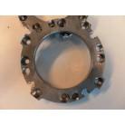Adapterplatta hydraullager 184mm