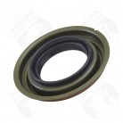 Conversion seal for small bearing Ford 9″ axle in Large bearing housing